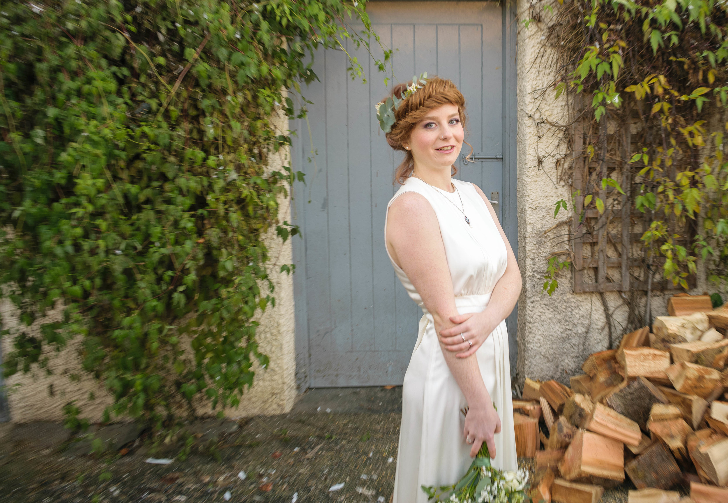 Cumbrian wedding photographer