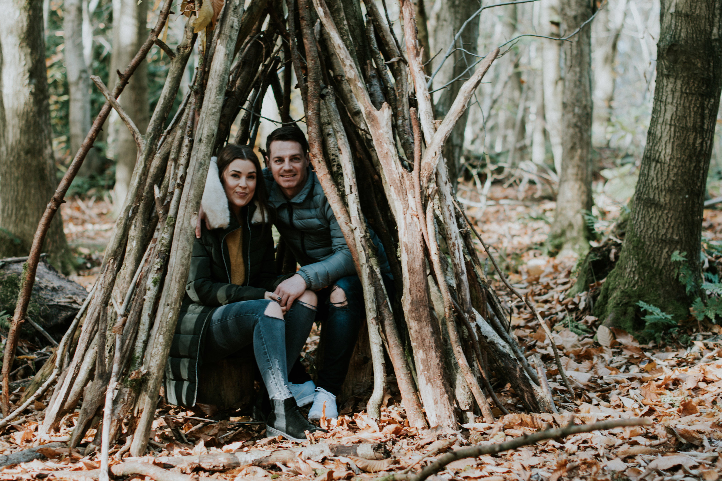 Delamere Forest Cheshire engagement shoot Kimberley and Danny (1 of 1).jpg