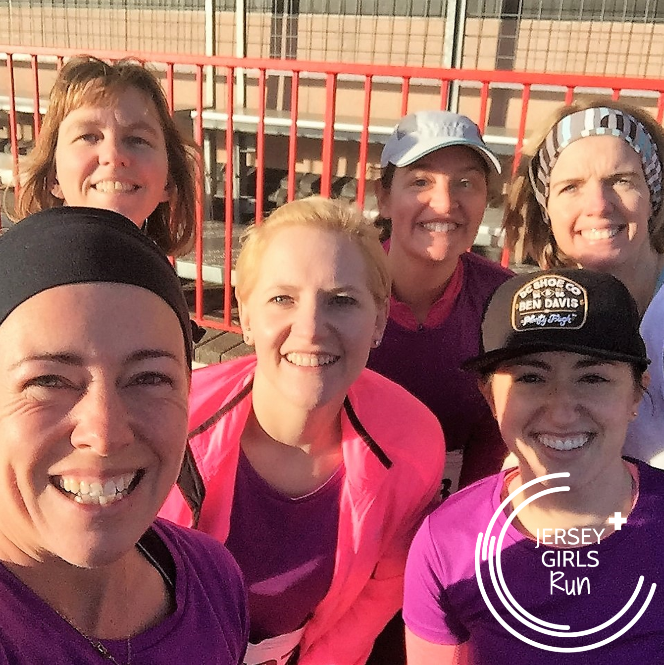 13 NOVEMBER 2016 - Jersey Spartan Athletics Club Half Marathon - Six JERSEY GIRLS took part in the Autumn Half Marathon which took them on a challenging 21.1km route from FB Fields, up Rue Saint Thomas at the side of Longueville Manor, past La Hougue Bie and on to St Martin.  After all the climbing, they were then reward with downhill towards Gorey before then heading on to the coast all the way to Le Hocq then back inland to finish at FB Fields.This was a fantastic personal challenge and for most JERSEY GIRLS, their first half marathon.  Many JERSEY GIRLS also gave up their time to marshall on the day too.