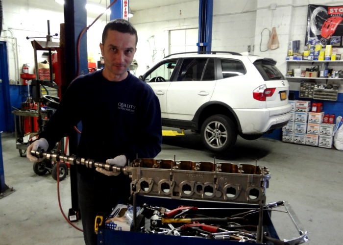 We are a full service car repair shop on Long Island