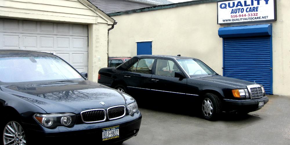 We are a domestic car repair shop, a European car repair shop and repair Asian cars on Long Island, New York