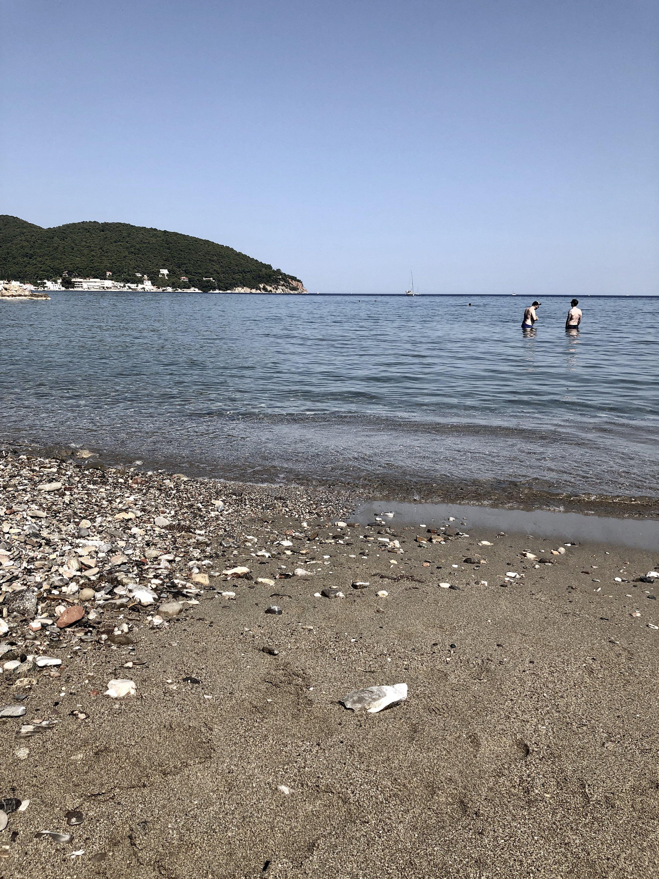Kanali Beach, Poros