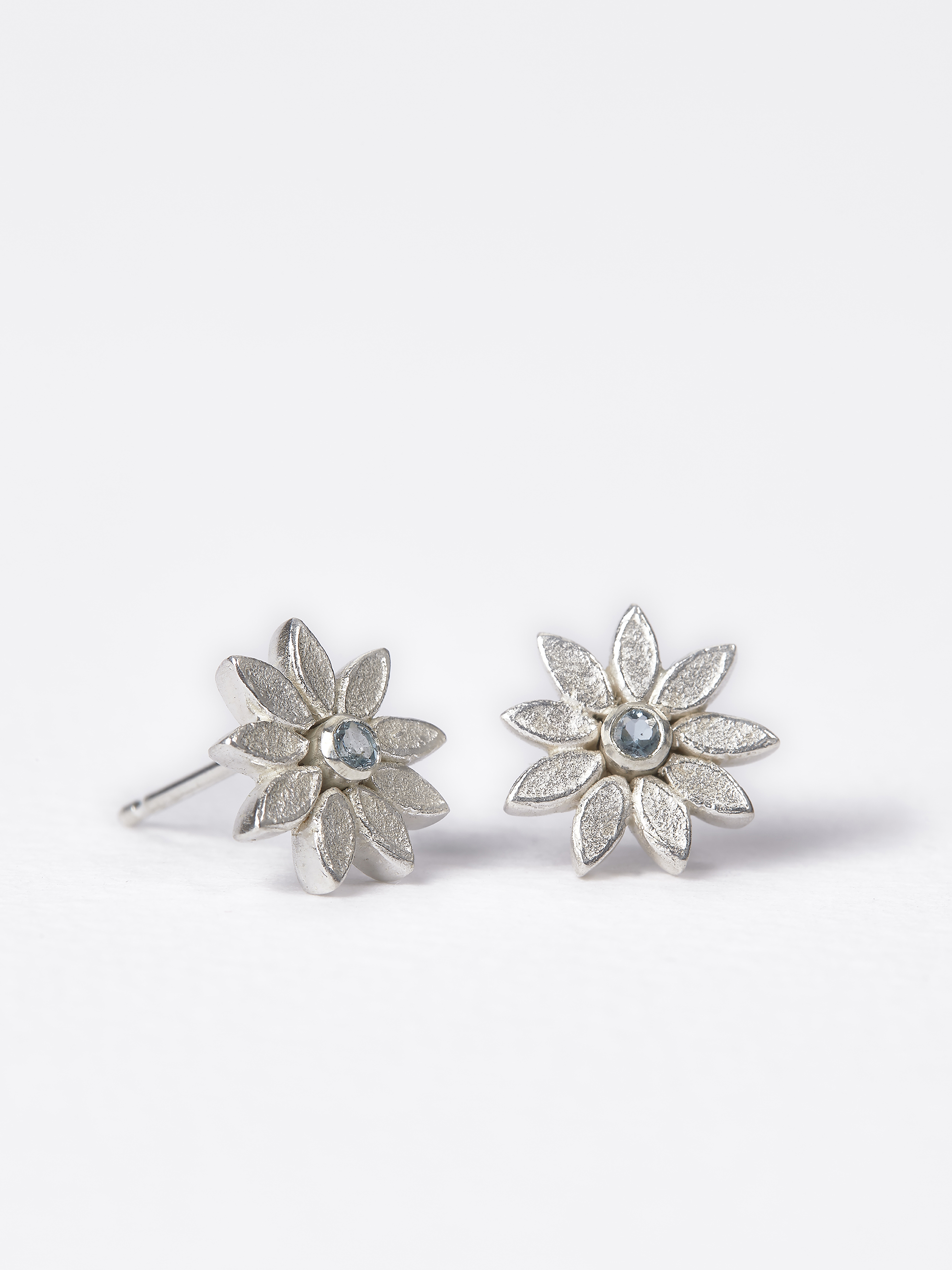 Moonflower Studs