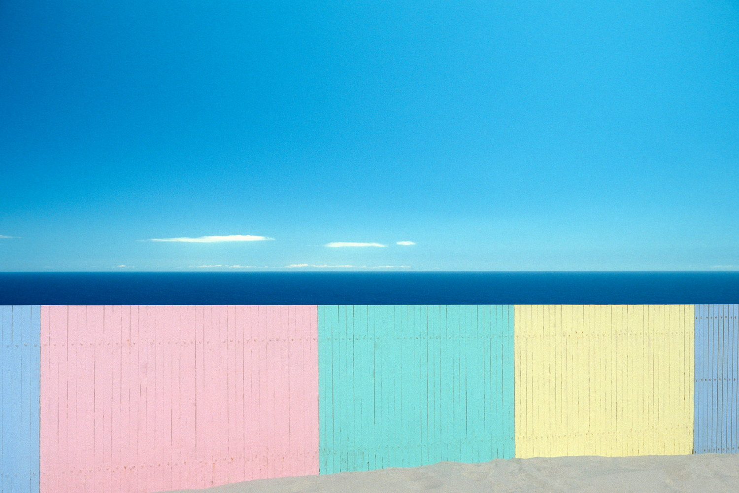 fence pastel  muizenberg / south africa   buy here