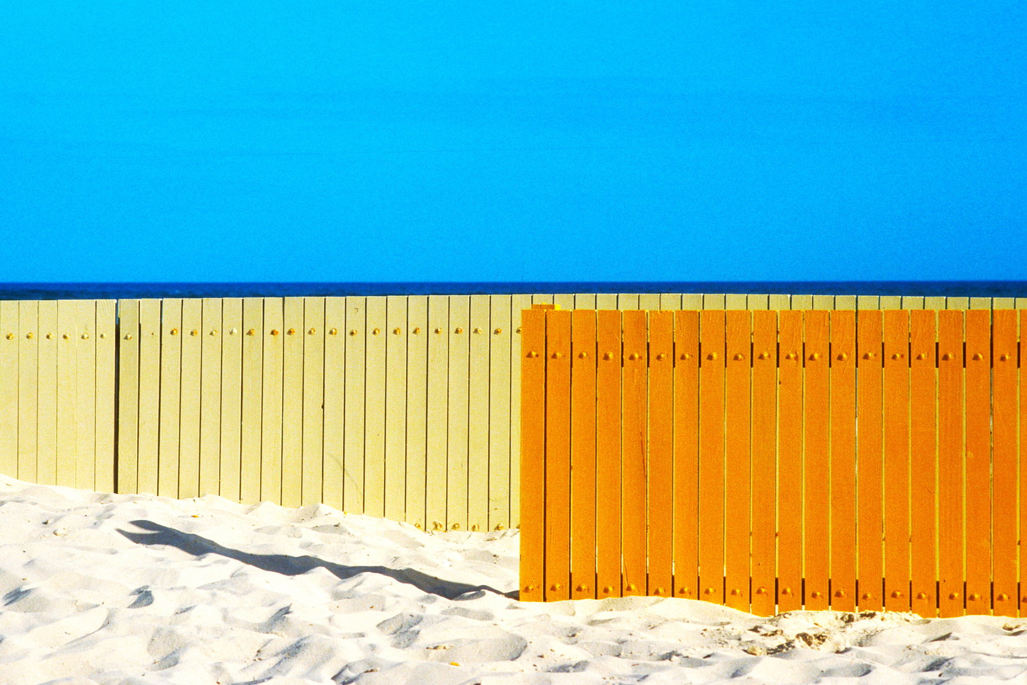 beach fences   muizenberg / south africa   buy here