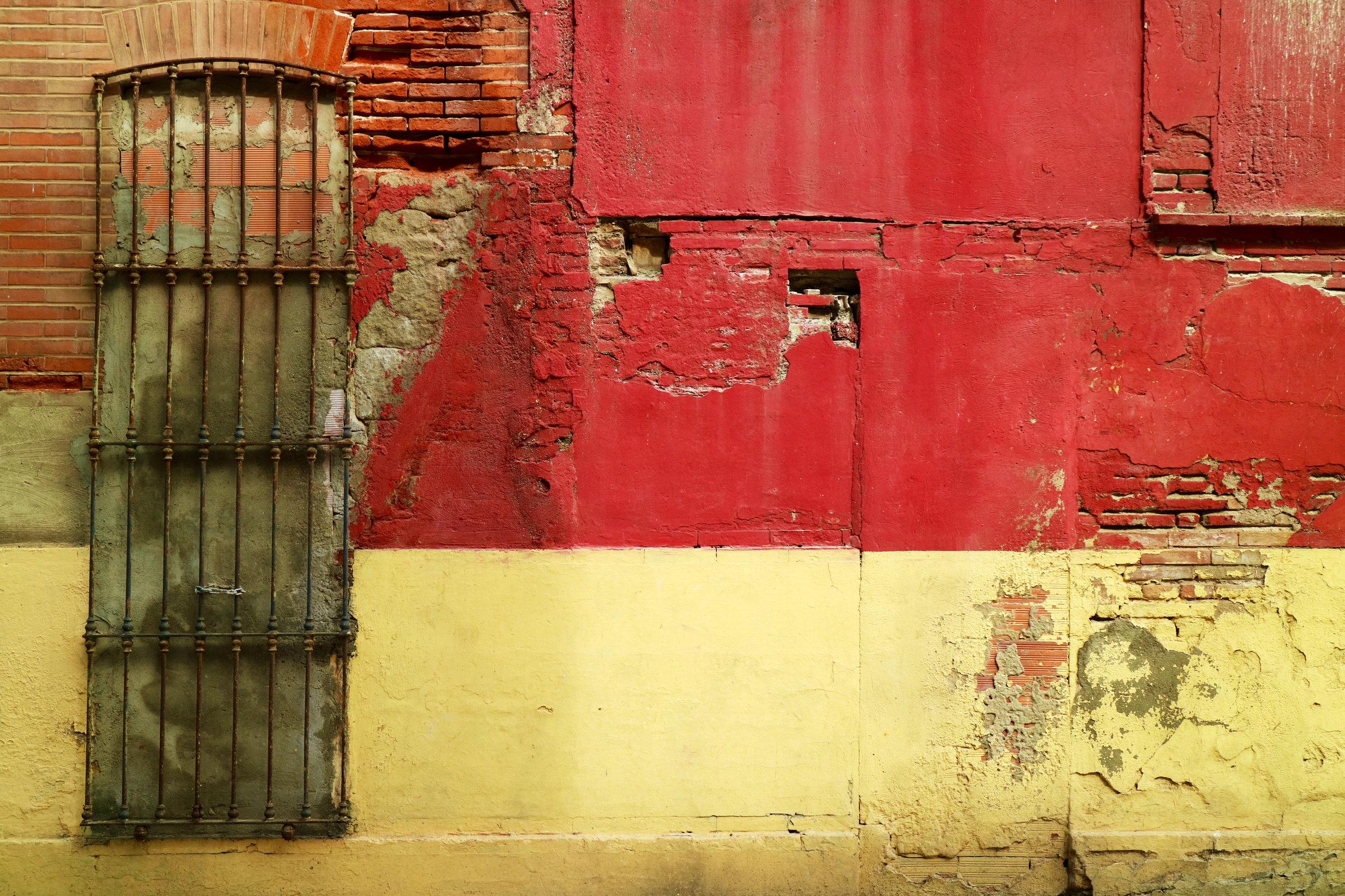 pintura mural con rejillas  valència / comunidad valencia   buy here