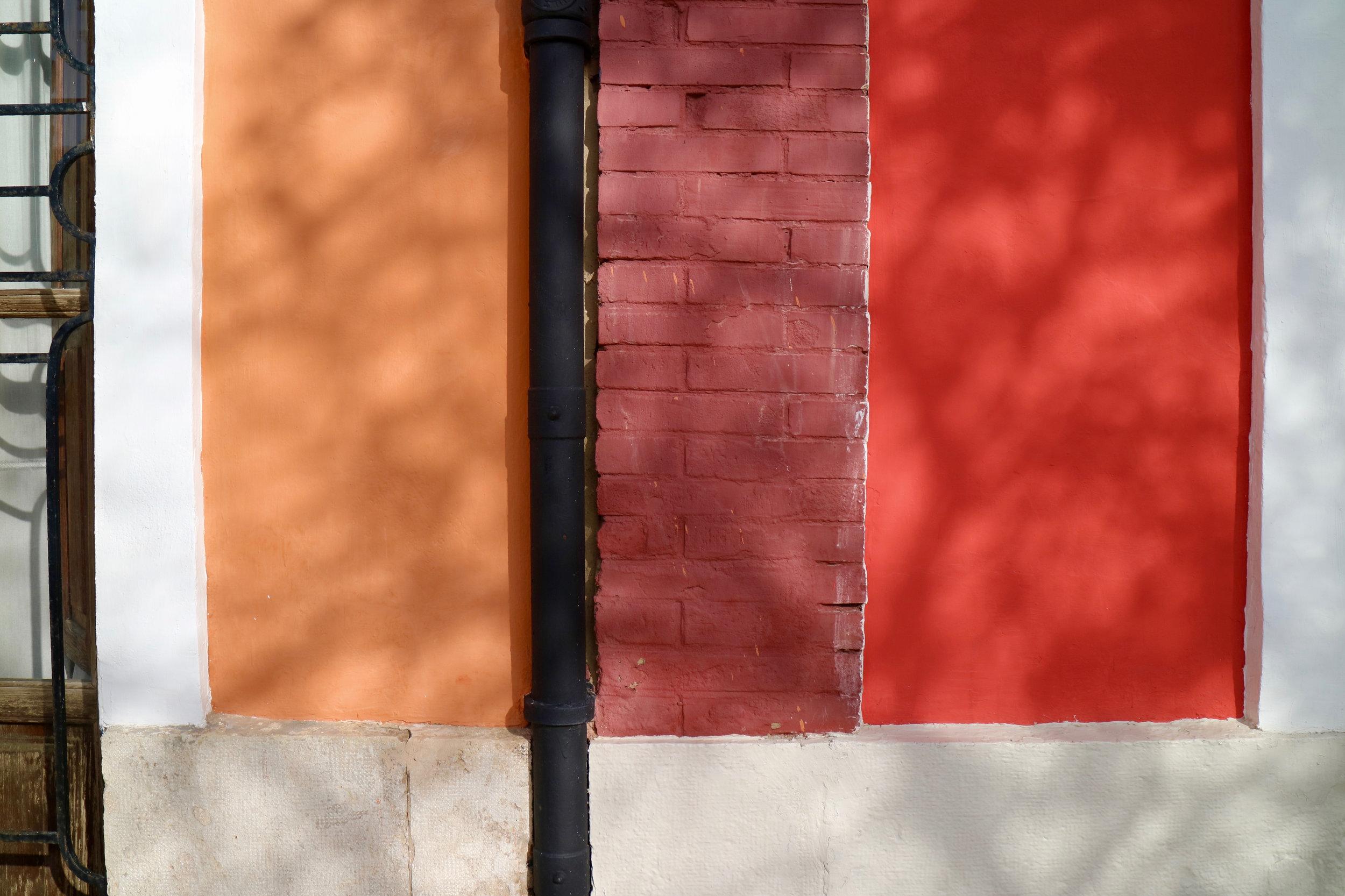 fachada mercado color  valència / comunidad valencia