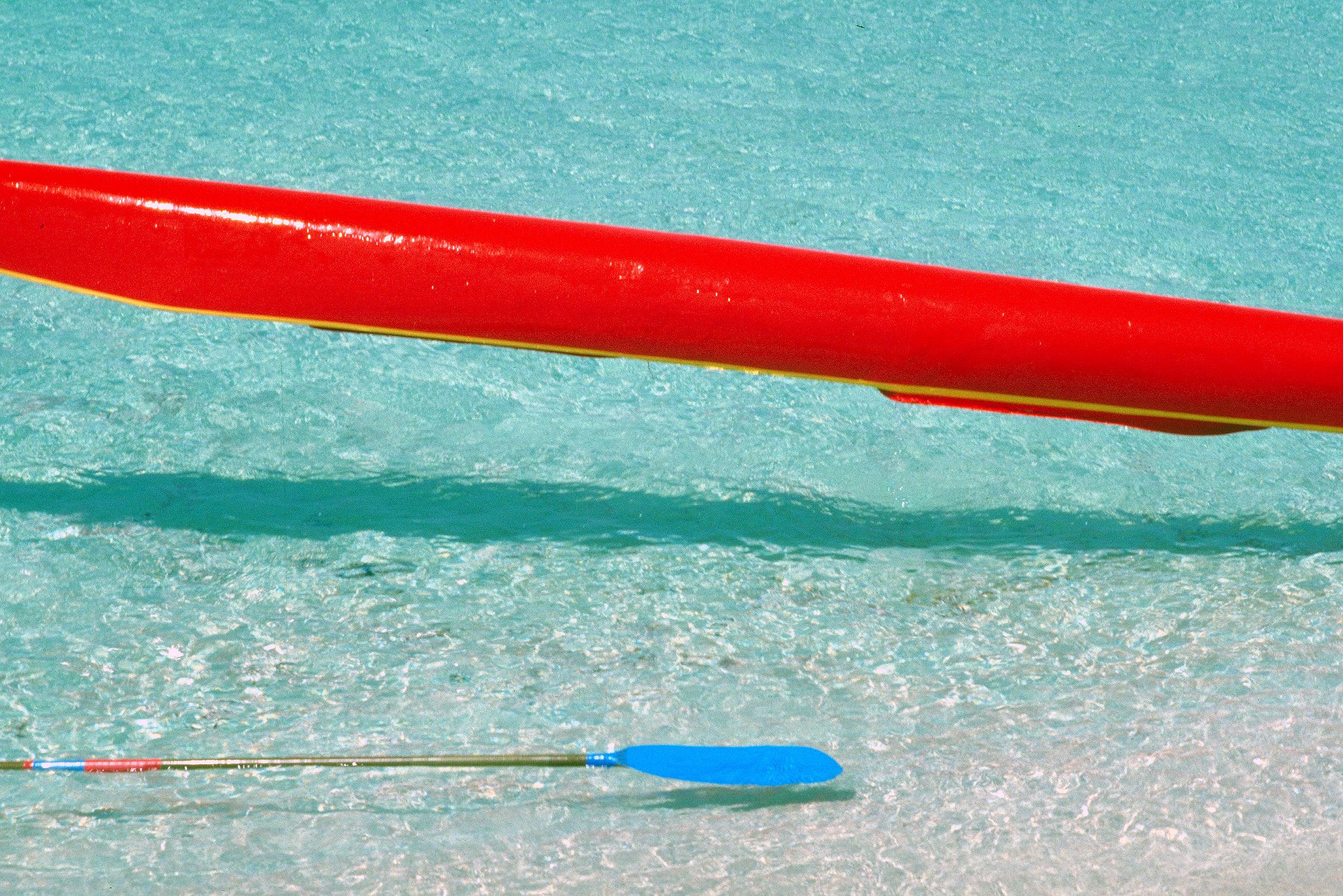 canoa y remo  illetas / formentera / islas baleares
