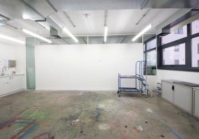 #Griffin Gallery Residency Studio