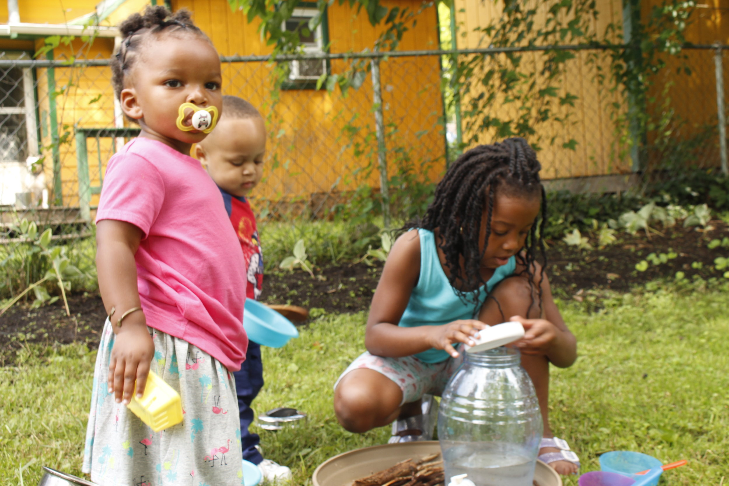 Nature Play Lab