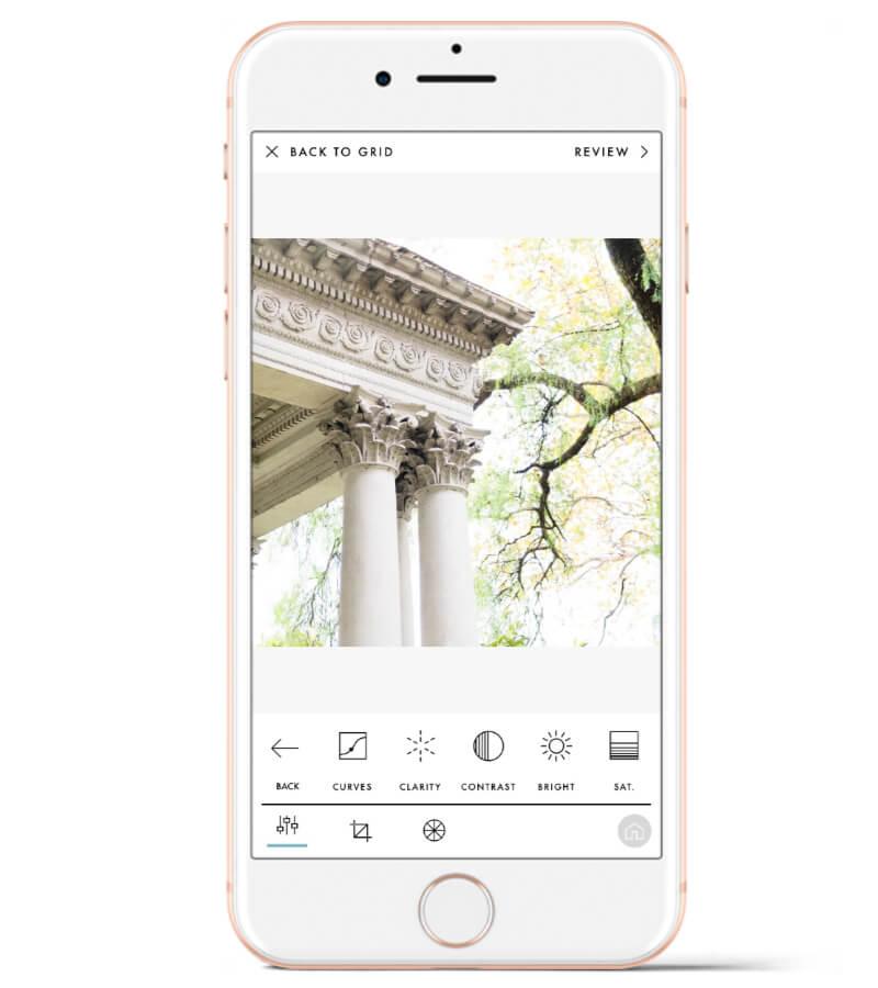 A Color Story tiene muchas herramientas y filtros, y va muy bien si estás empezando a editar las fotos con el celular.