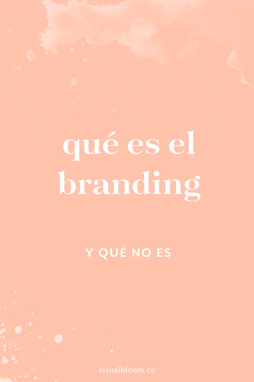 El branding es un concepto que debemos tener muy claro cuando estamos creando un negocio, porque será nuestra guía para toda la comunicación que producimos en nuestro marketing. En este post vengo con la intención de simplificarte la vida: quiero explicarte, clara y concisamente, qué es el branding, y qué no. #Branding #MarcaPersonal #Emprendimiento #NegociosOnline