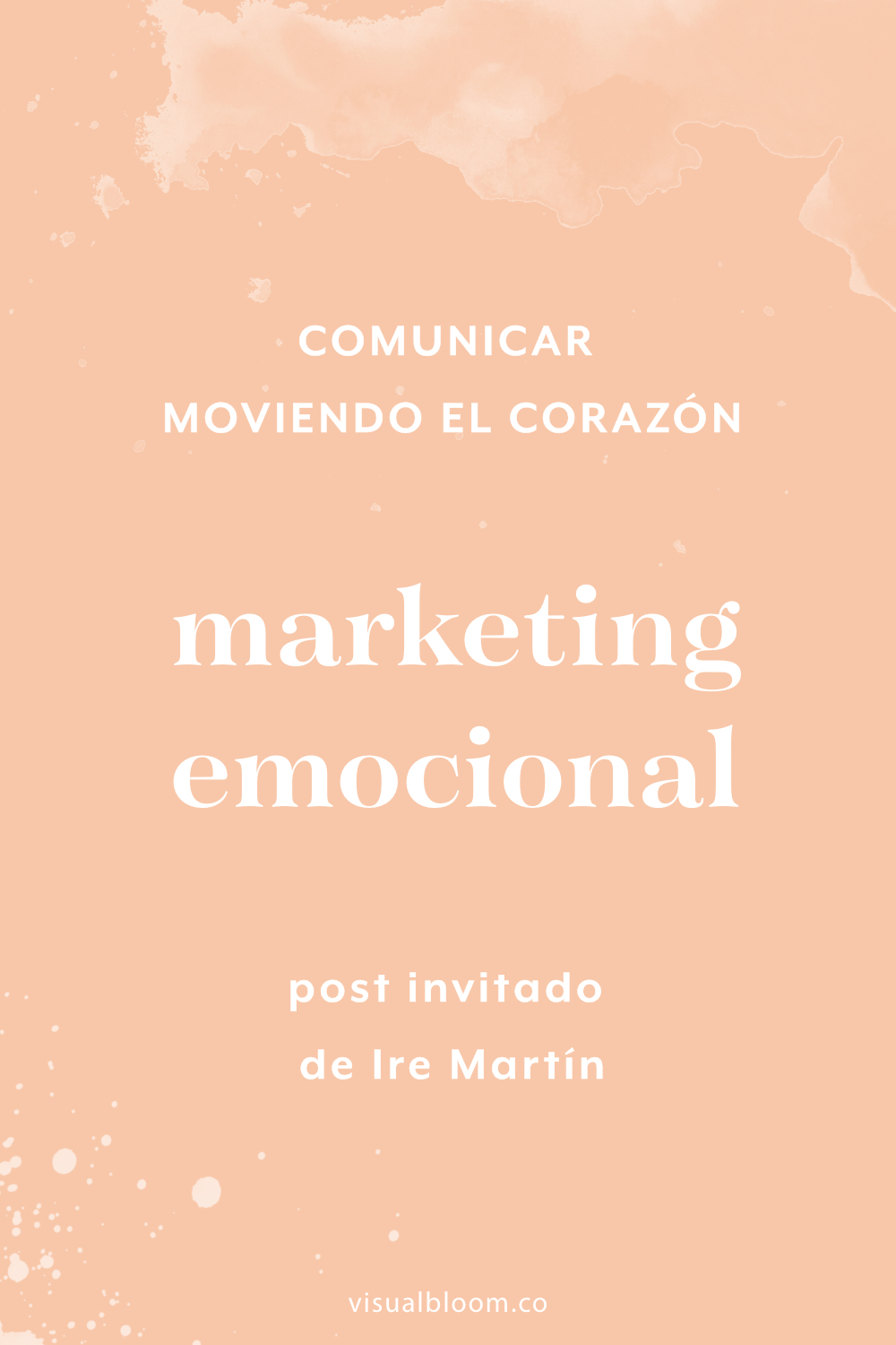 Comunicar moviendo el corazón: marketing emocional. #Marketing #NegocioOnline #Emprendimiento #MarcaPersonal