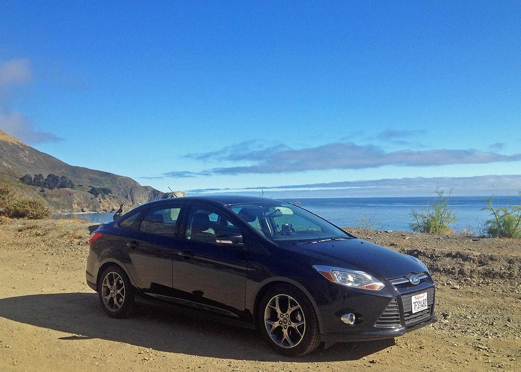 California Road Trip on Highway 1