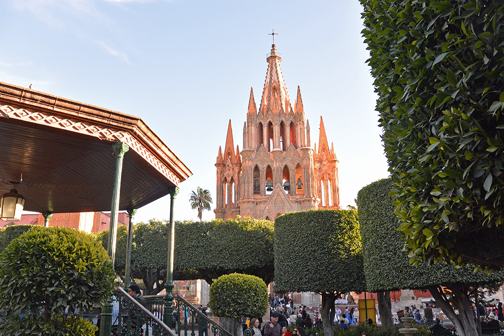 Day trips from Guanajuato, Mexico