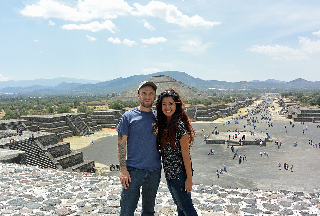Mexico City to Teotihuacan Day Trip