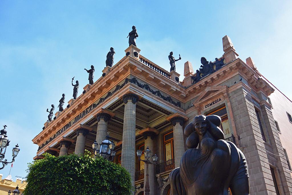 Guanjuato, Mexico Theatre