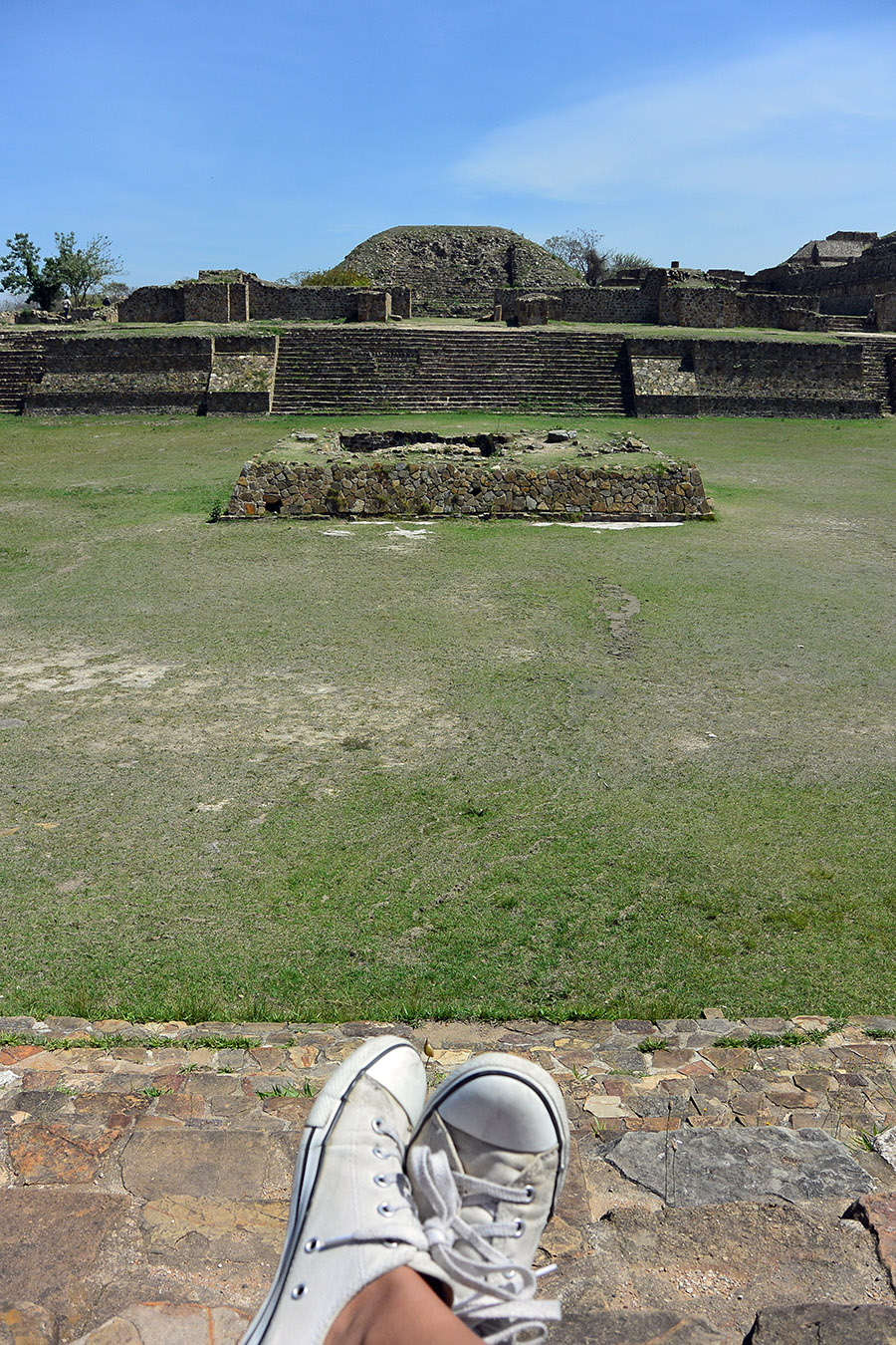 How to visit Monte Alban, Mexico