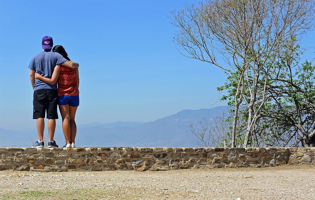 Oaxaca City to Monte Alban