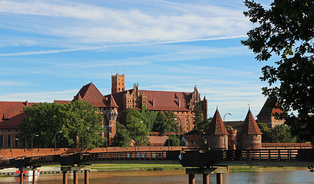Malbork Castle: Gdansk Day Trips
