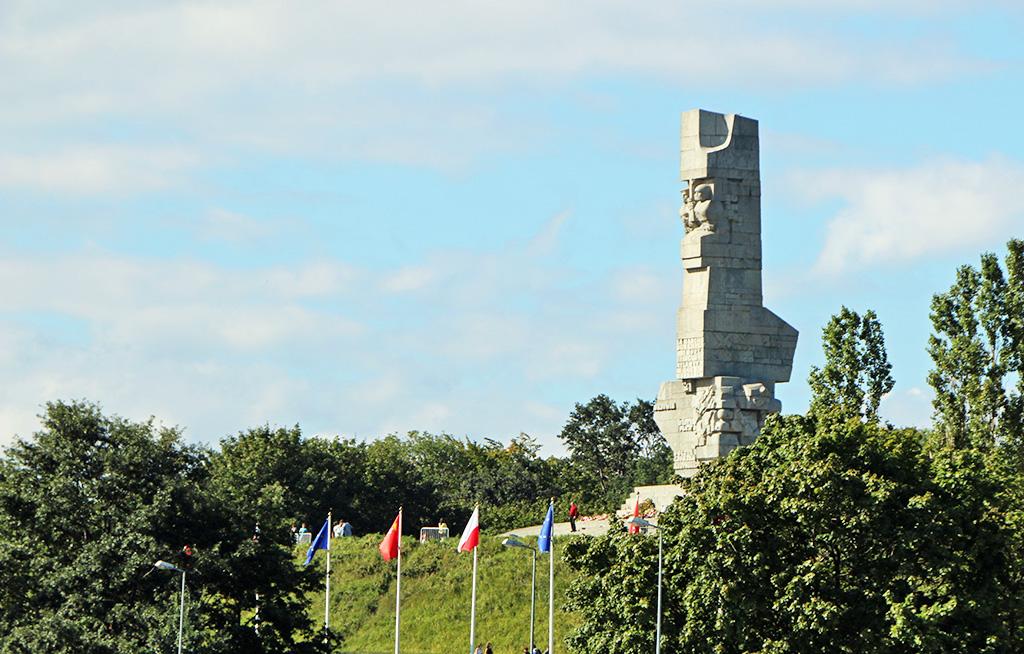 Westerplatte: Gdansk Day Trips