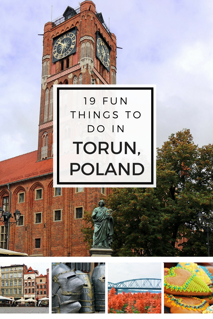 Fun things to do in Torun, Poland