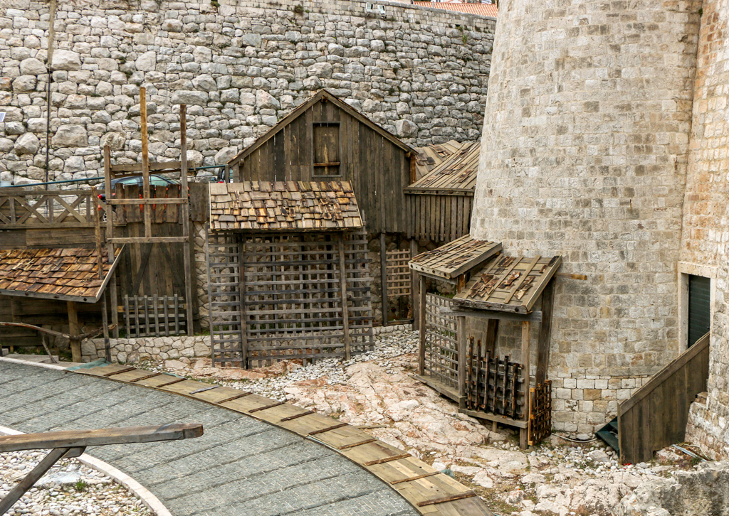 Robin Hood Origins Film Set in Dubrovnik Croatia