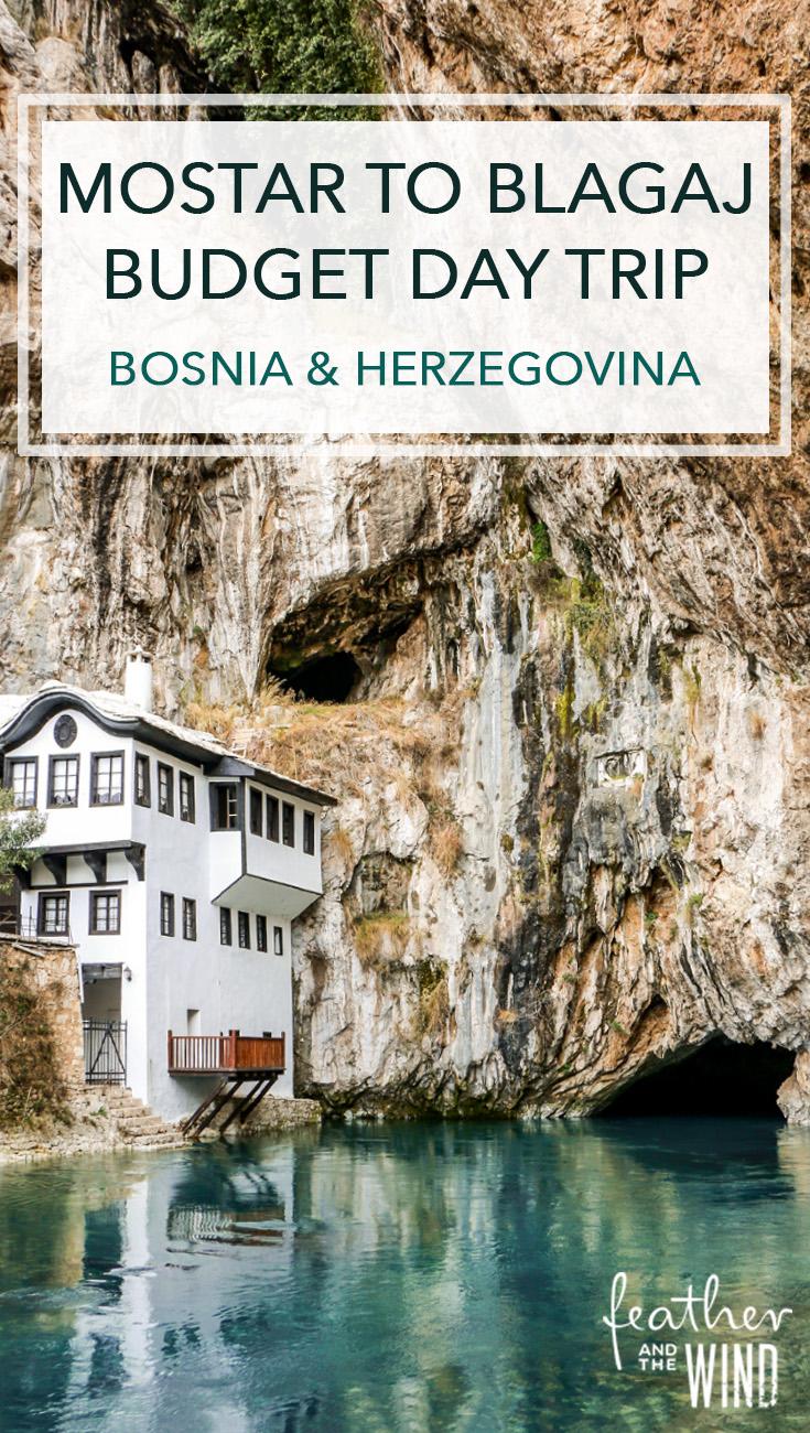 Mostar to Blagaj Day Trip