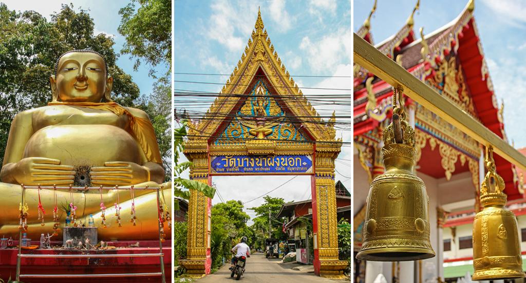 Biking in Bang Krachao - Bangkok's Green Lung