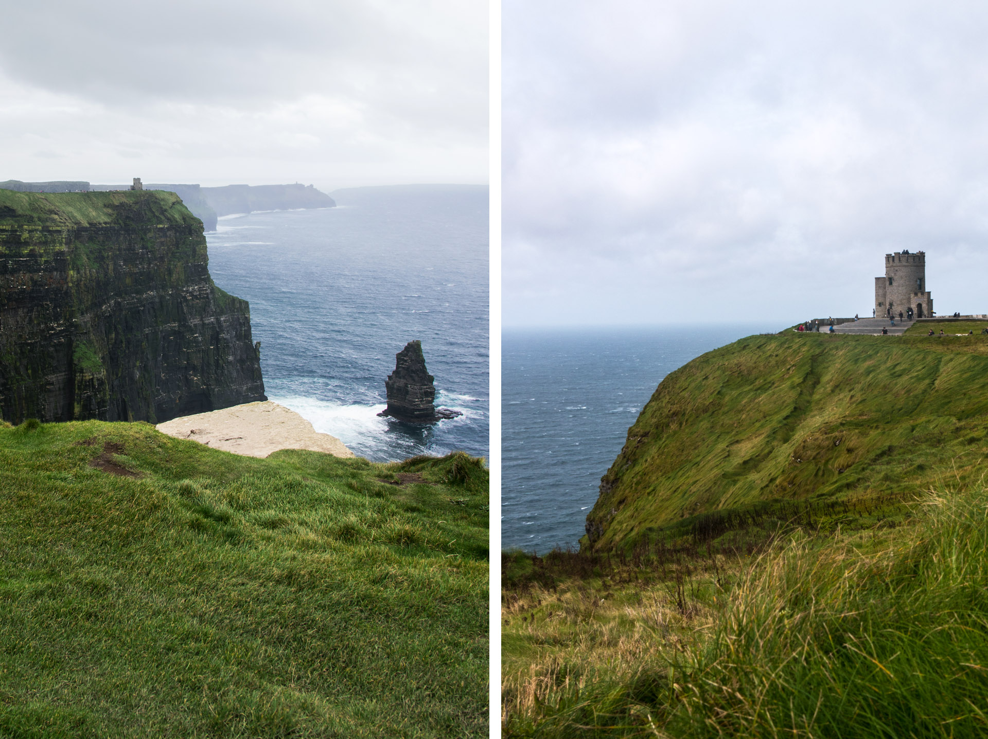 Cliffs of Moher - Ireland Road Trip