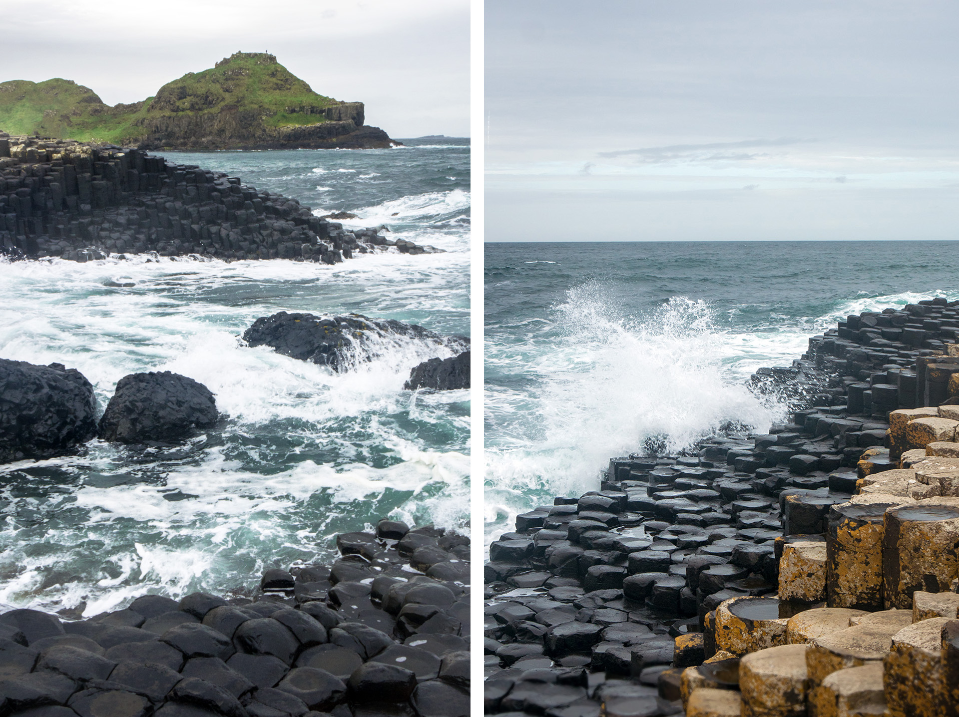 Giant's Causeway - Northern Ireland Road Trip Stops
