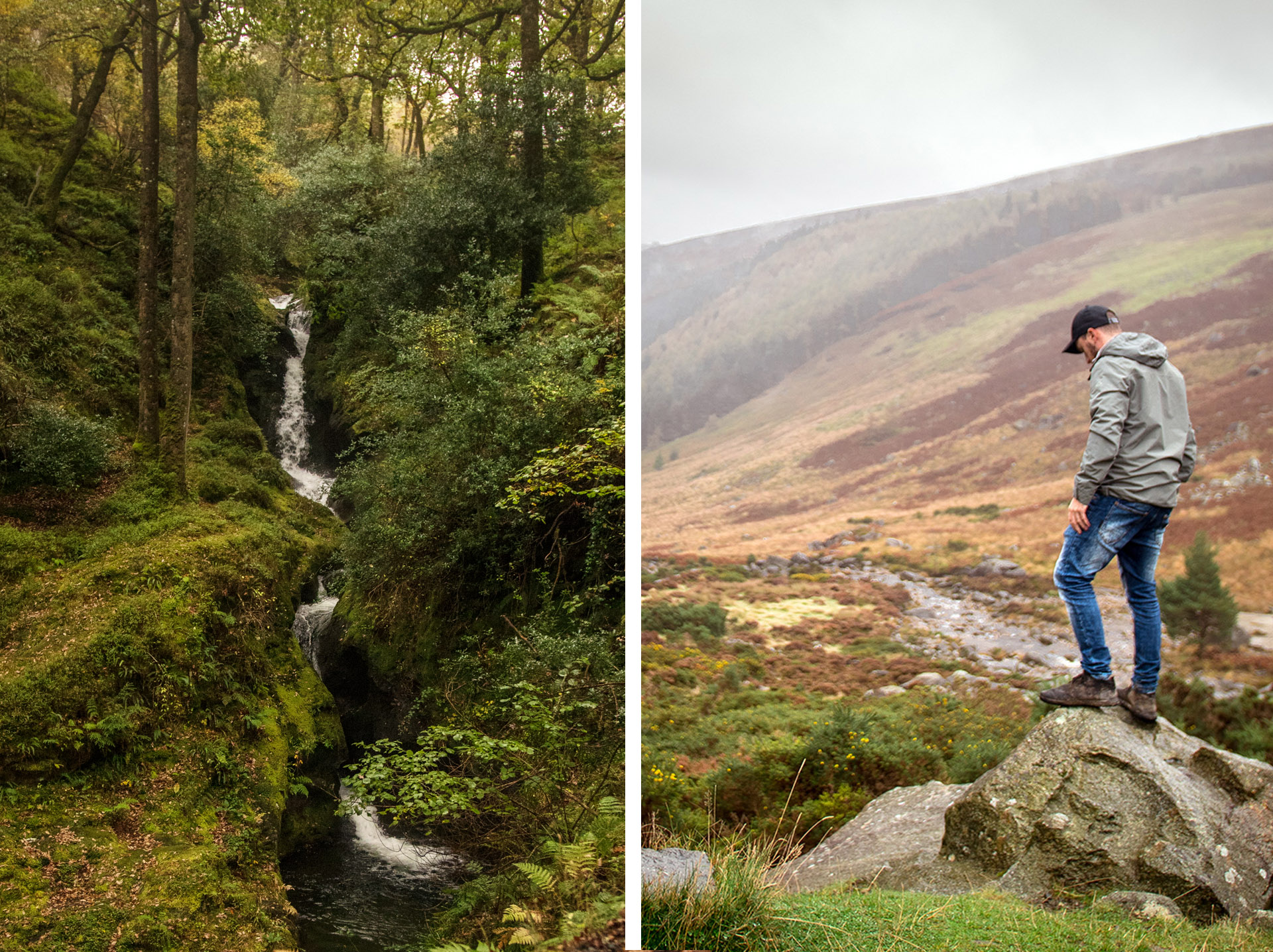 Wicklow Mountains - Hikes near Dublin, Ireland