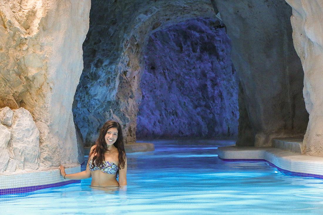 Miskolc, Hungary Cave Baths