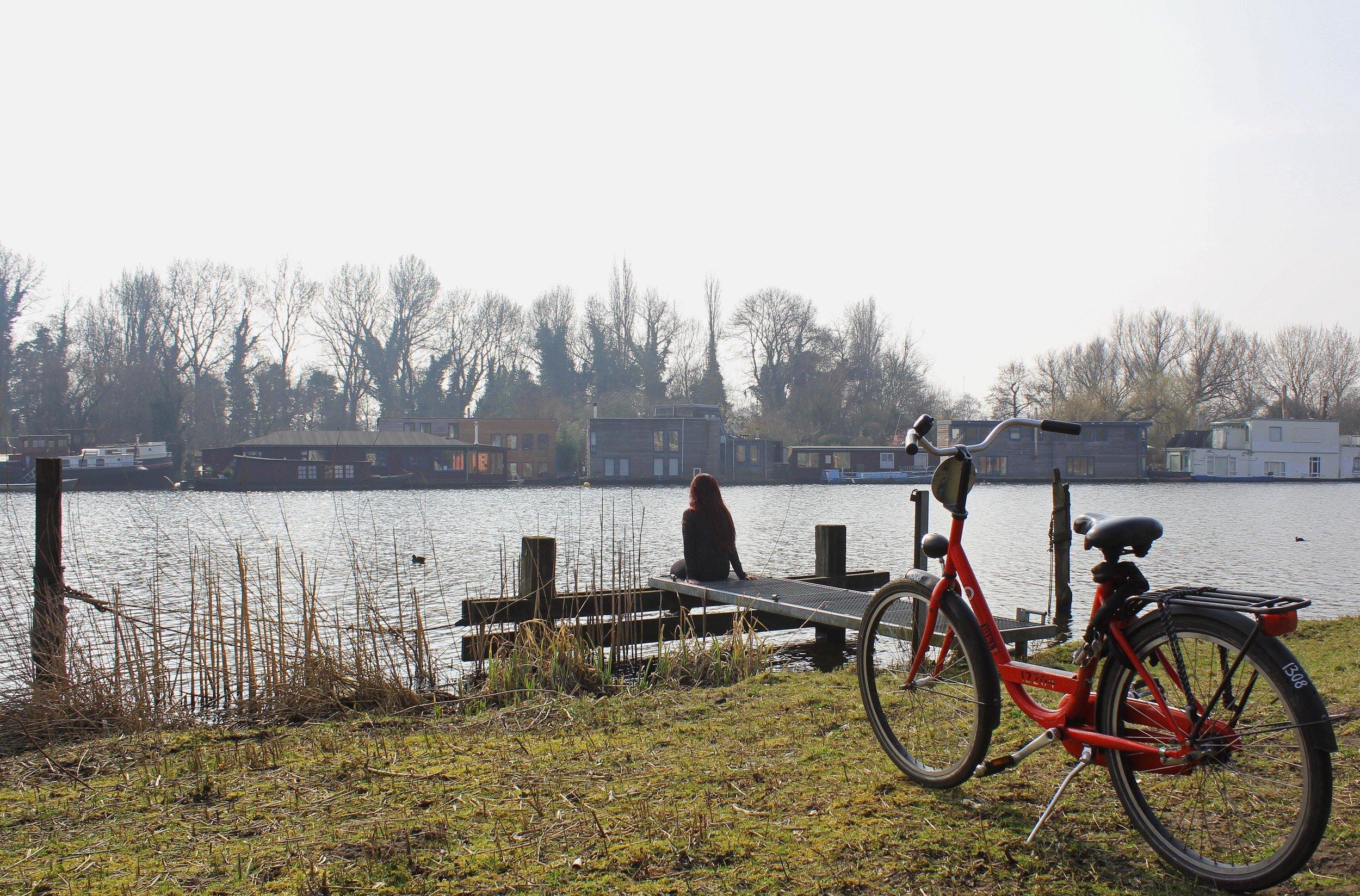 Self-Guided Amsterdam Bike Tour