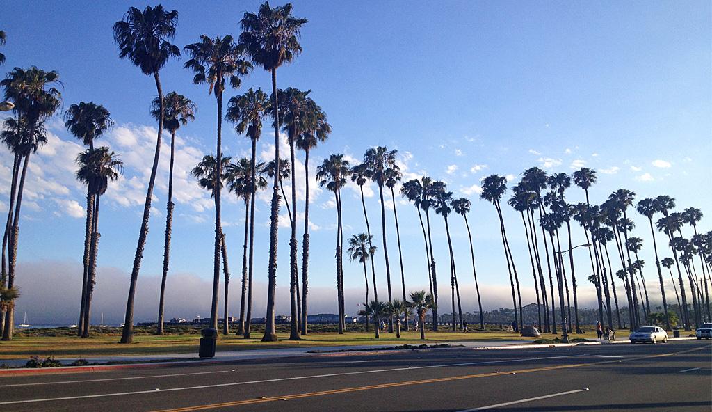 Santa Barbara California Road Trip