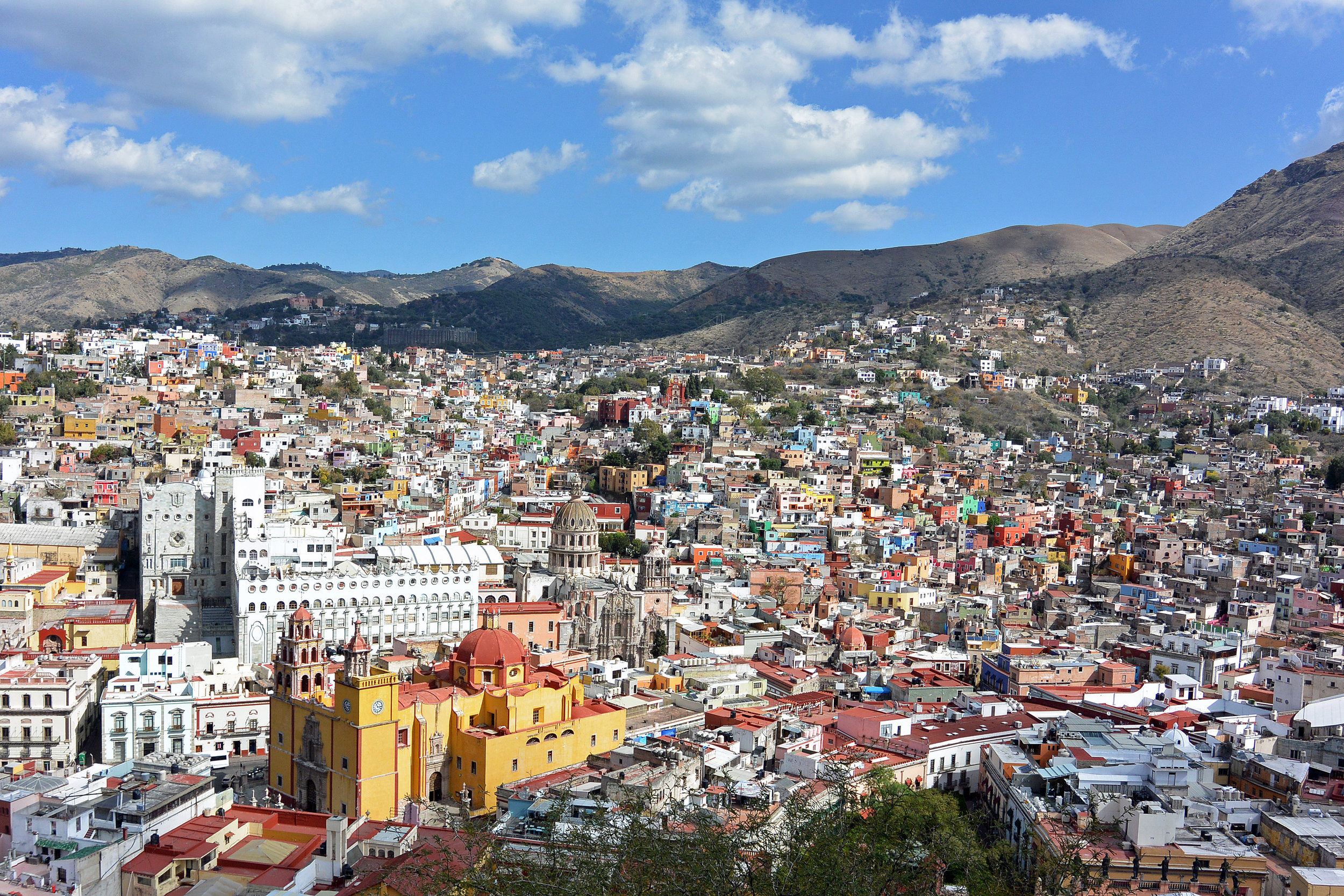 Best views in Guanajuato, Mexico