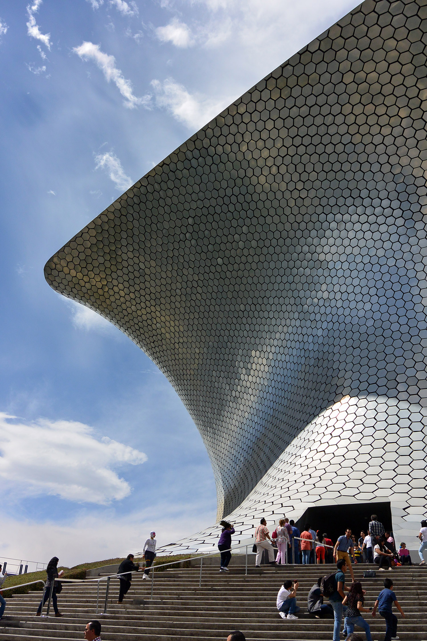 Free things to do in Mexico City - Soumaya