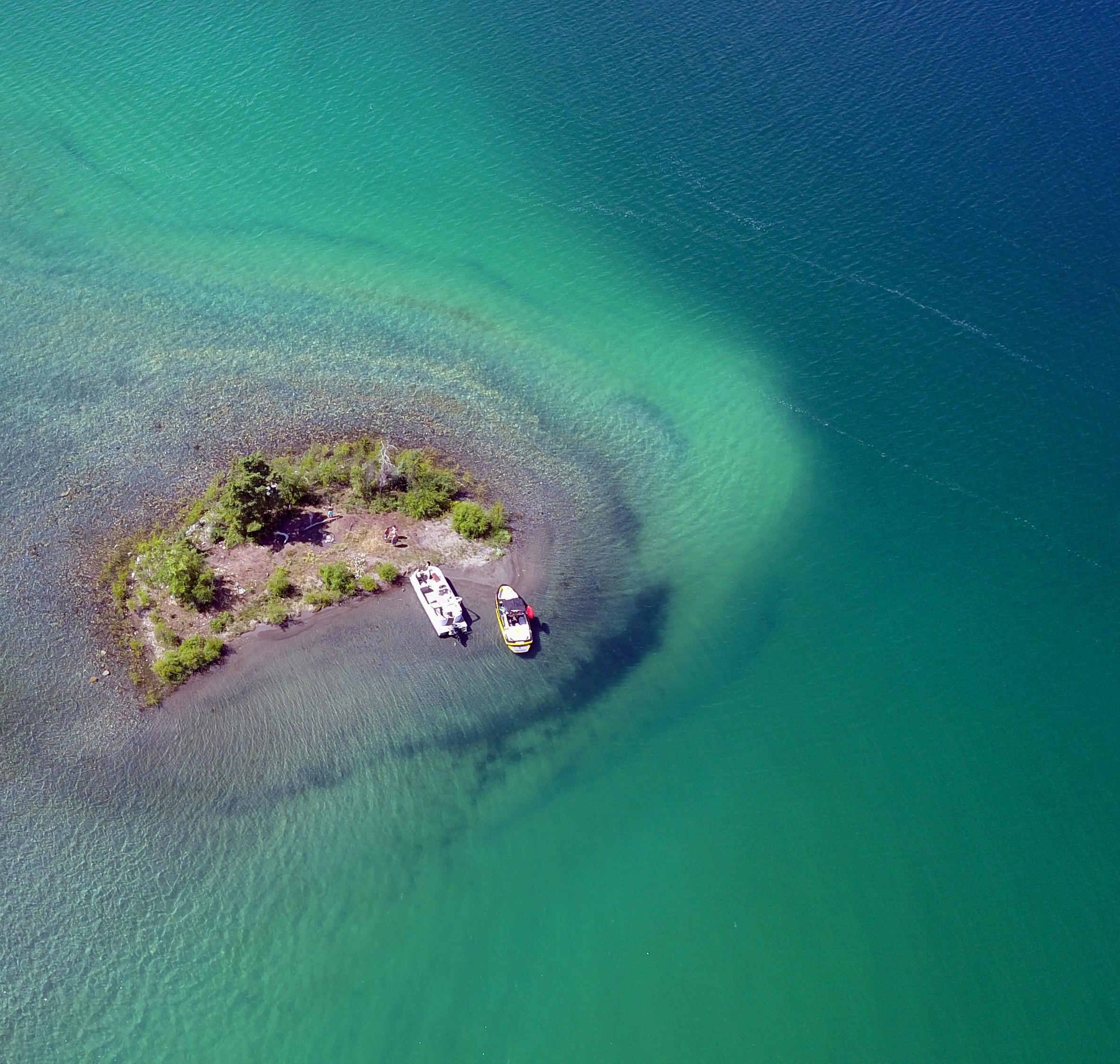 Green Lake, BC Canada
