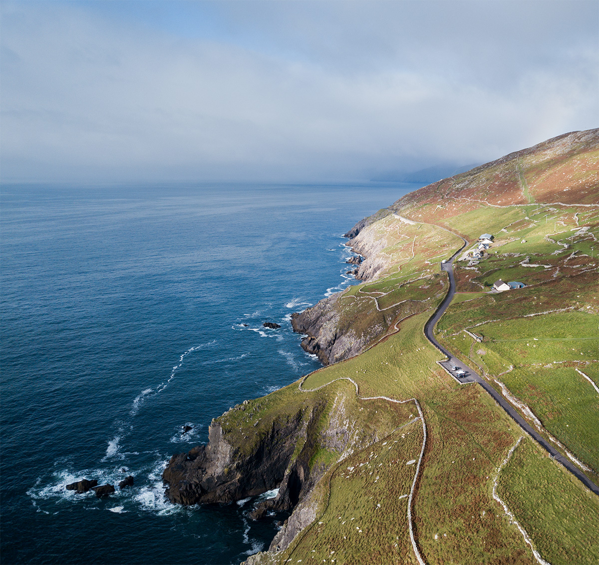 Ireland Campervan Road Trip - Dingle Peninsula
