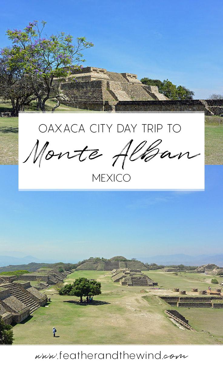 Oaxaca City Day Trip to Monte Alban - Mexico