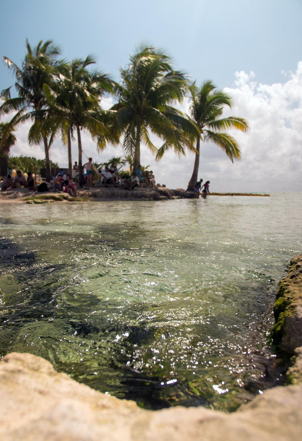 Punta Esmeralda Cenote - Playa del Carmen