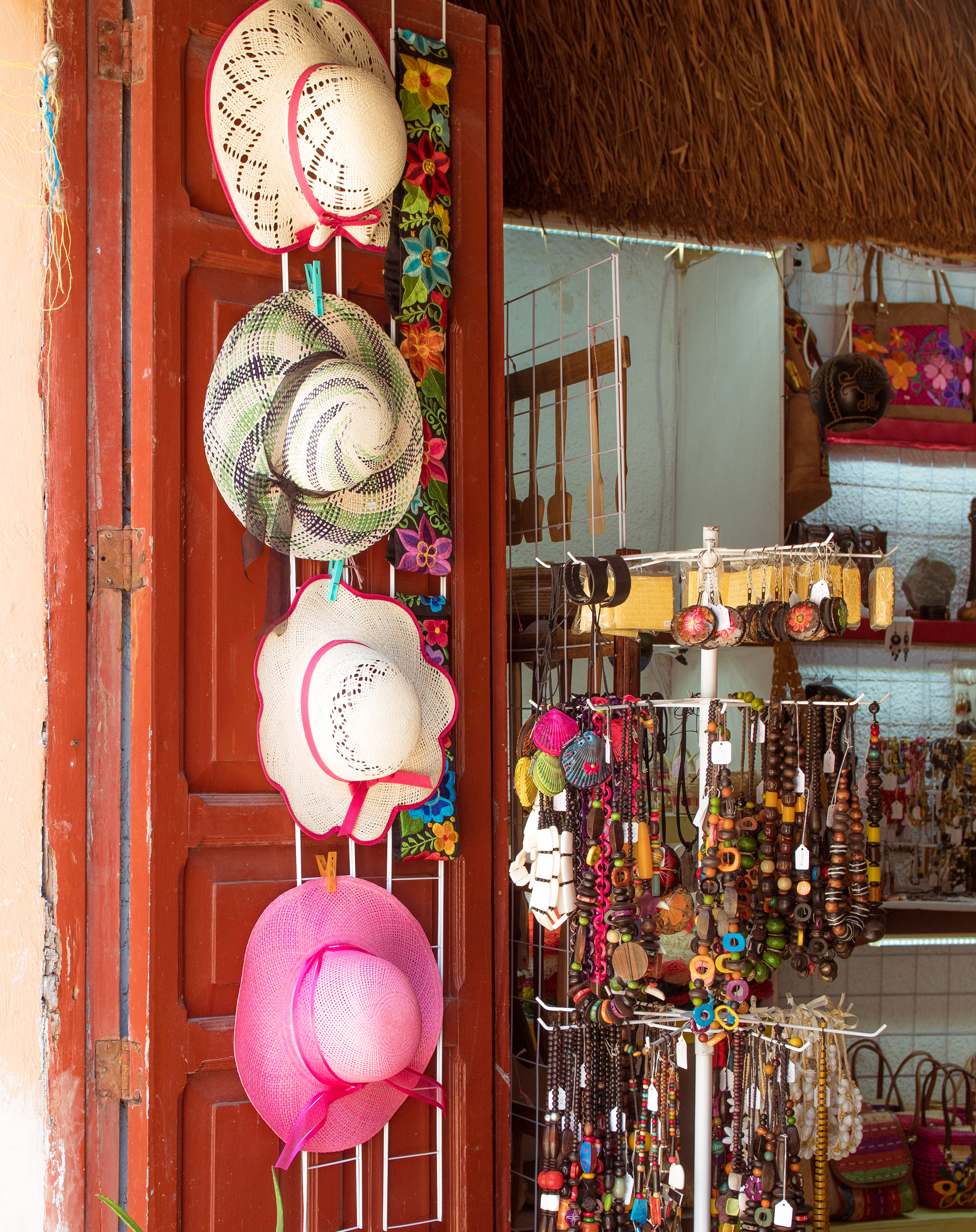 Shopping in Campeche, Mexico