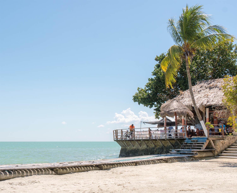 Things to do in Chetumal, Calderitas Beach