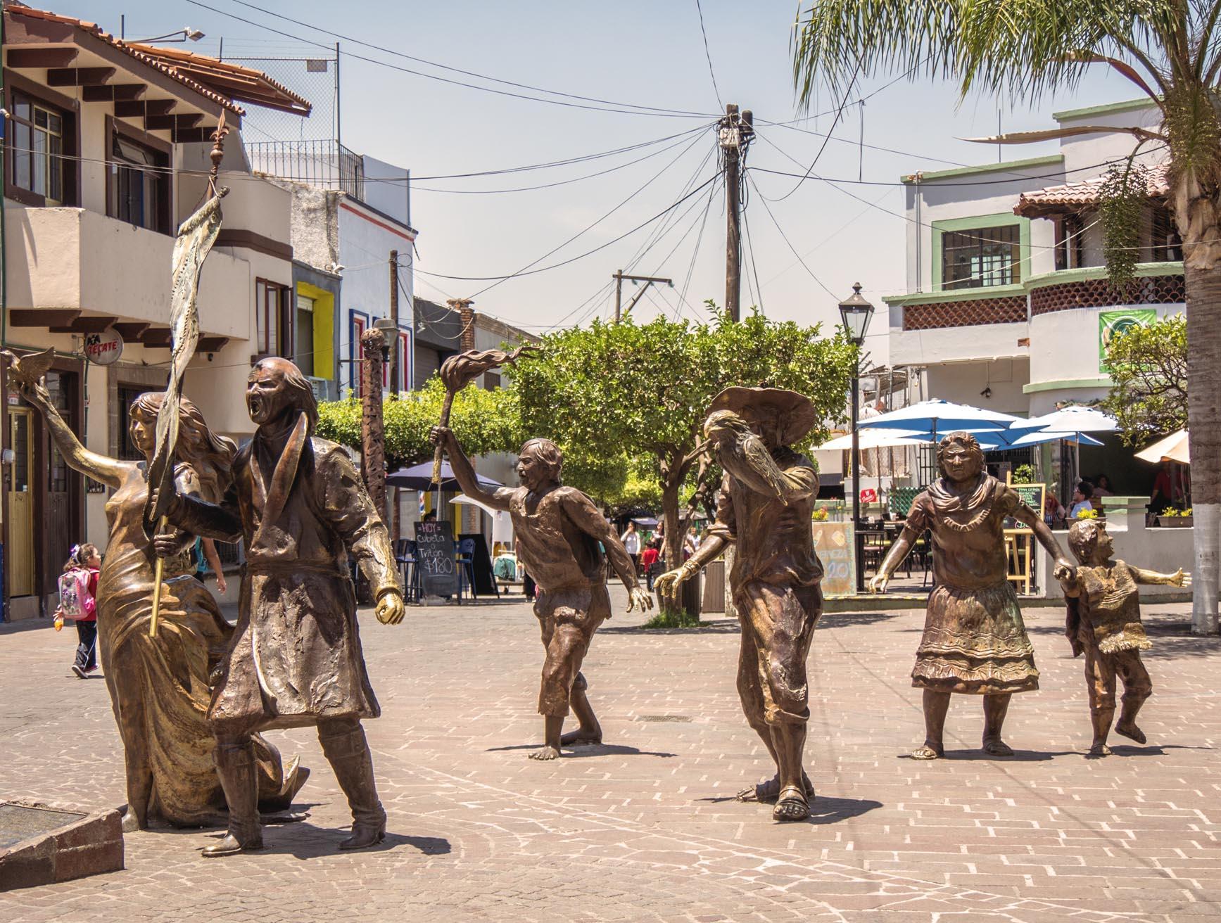 Mariachi in Tlaquepaque, Jalisco