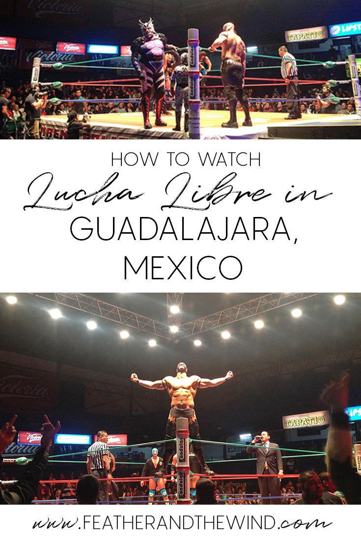 Guide to Lucha Libre in Guadalajara