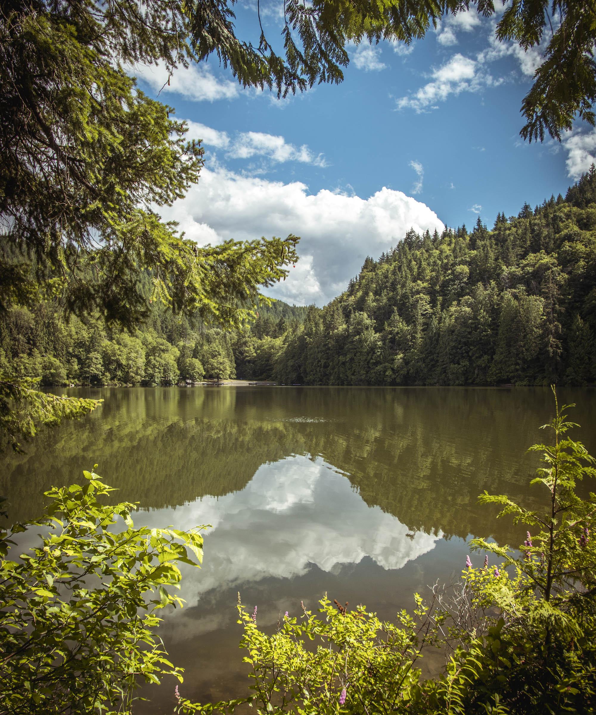 Alice Lake Provincial Park - Sea to Sky Highway Road Trip