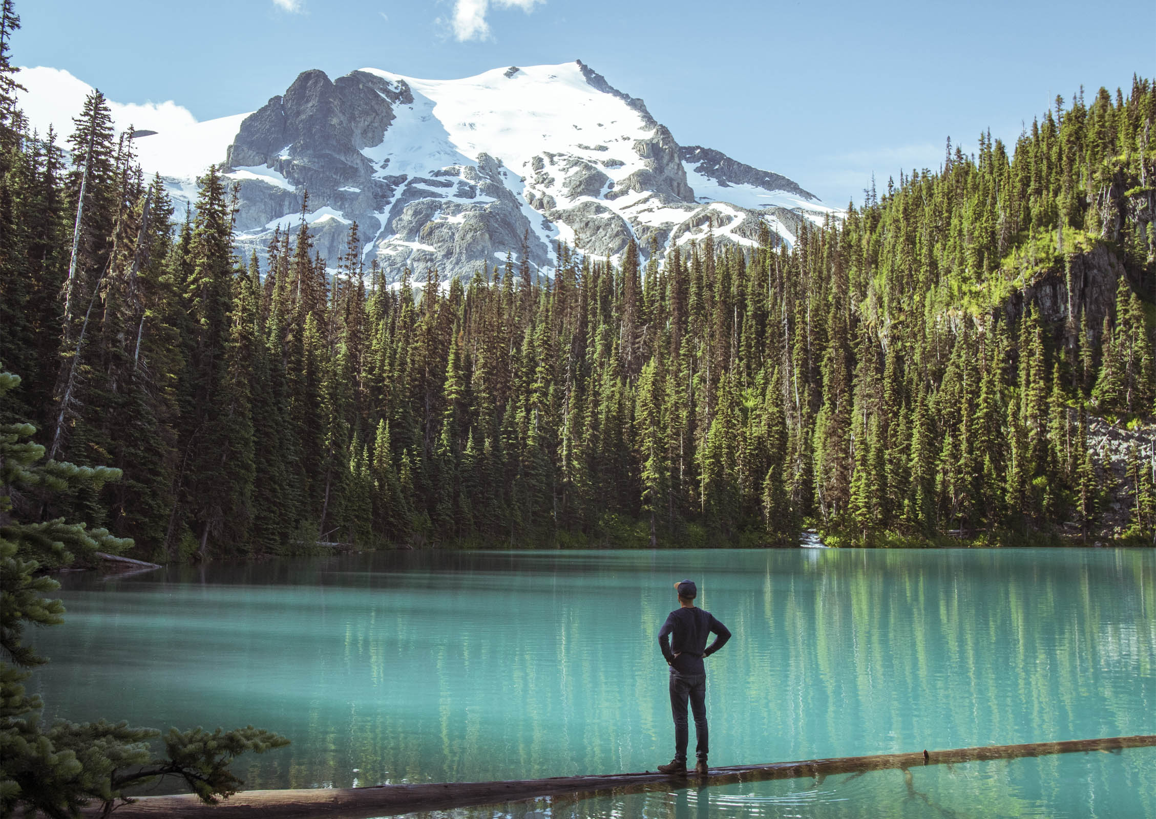 Joffre Lakes Provincial Park - Sea to Sky Highway Road Trip