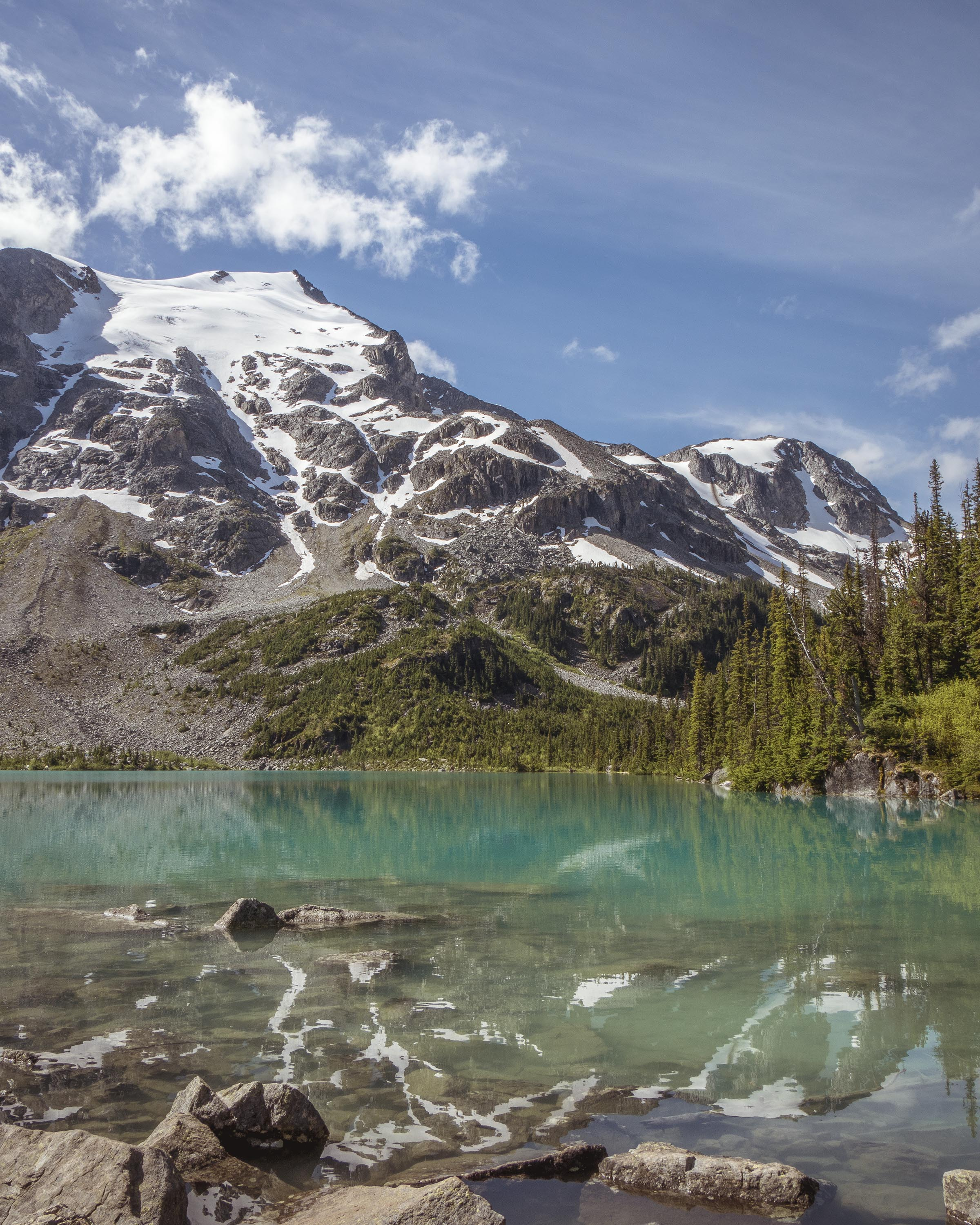 Joffre Lakes - Sea to Sky Highway Road Trip