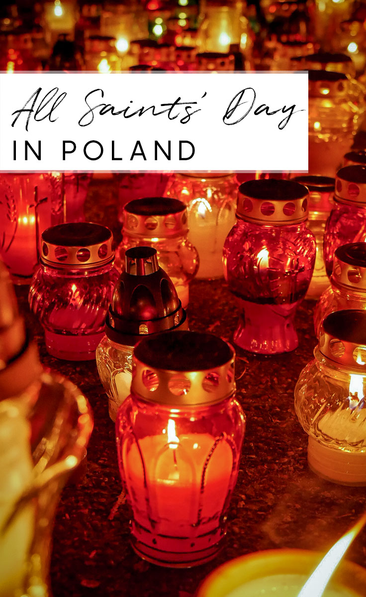 On November 1st, cemeteries across Poland will shine bright with millions of candles as locals celebrate All Saints Day to honour those who have passed.