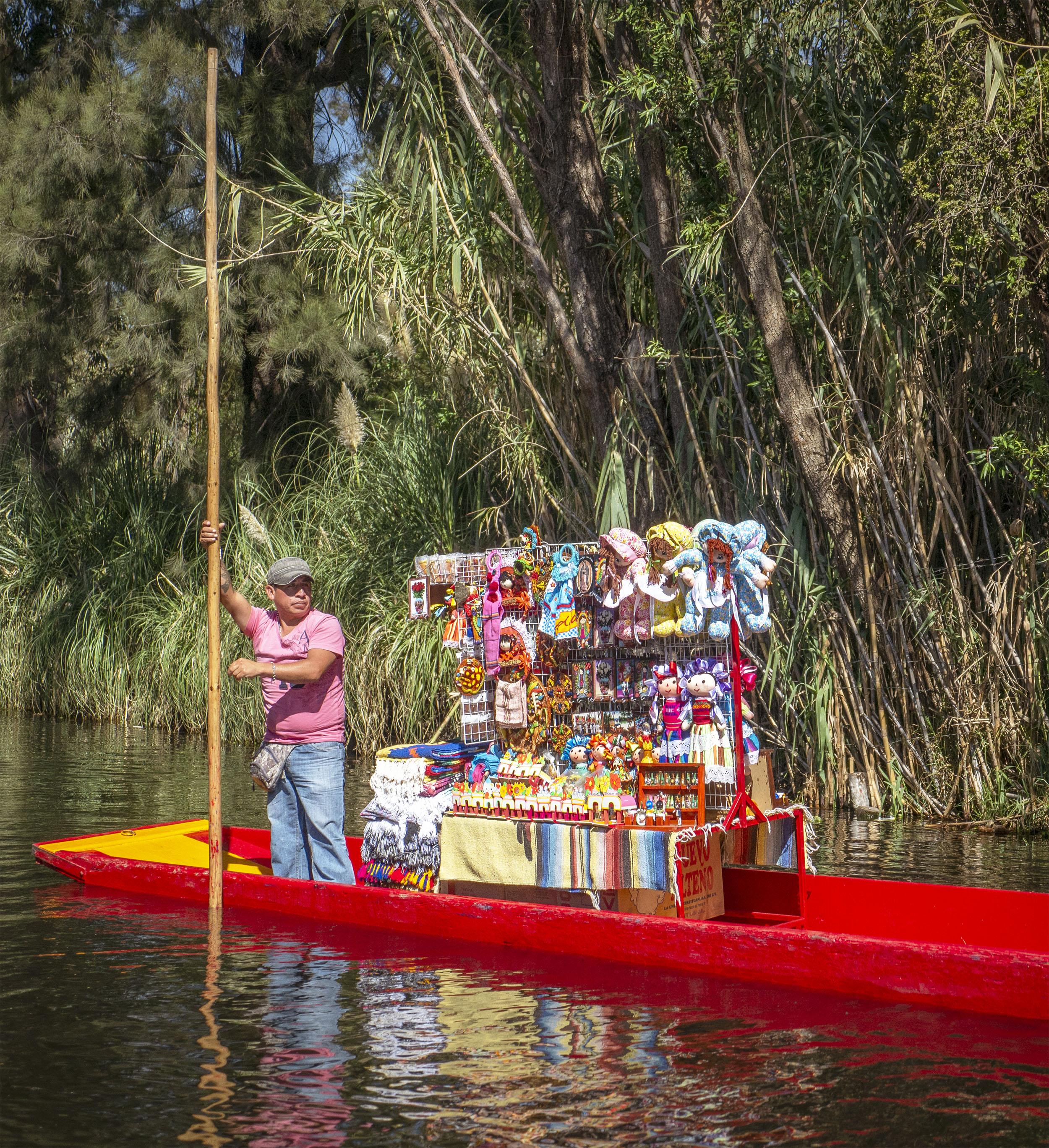 Xochimilco Mexico City Day Trip